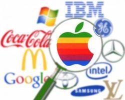 Apple и Google пятый год подряд признаются самыми дорогими брендами