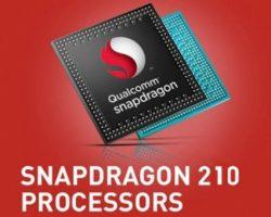 Процессор Snapdragon 210 от Qualcomm будет поддерживать ОС Android Things