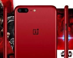 11 OnePlus выпустит специальное издание смартфона OnePlus 5T Star Wars Limited Edition