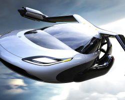 Geely уже в 2019 году планирует представить летающий автомобиль на рынке США