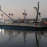 SpaceX построила плавучую платформу «A Shortfall of Gravitas» для ловли головных обтекателей ракет Falcon