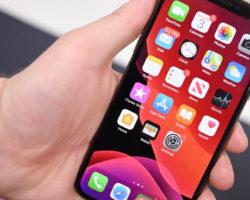 Последнее обновление для iPhone и iPad вызывает быстрый разряд аккумулятора