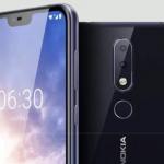 Разработчики убрали возможность скрыть монобровь смартфона Nokia 6.1 Plus в настройках