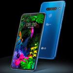 Смартфон LG G8 ThinQ начал получать обновление до Android 10