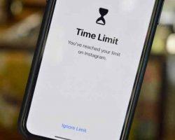 Ребенок смог обойти ограничение времени использования iPhone на iOS 12