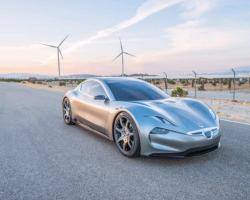 Fisker готовится представить электромобиль, который будет заряжаться всего за минуту