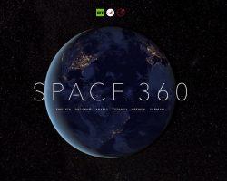 Проект «Космос 360»: панорамная съемка Земли с орбиты