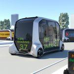 Toyota объявила о создании e-Palette Alliance — проекта строительства коммерческих автомобилей будущего