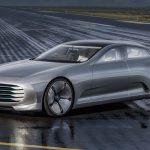 Mercedes разрабатывает электроседан S-класса, который составит конкуренцию Model S от Tesla