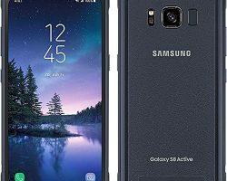 Защищенный смартфон Samsung Galaxy S8 Active получил обновление до Android Pie