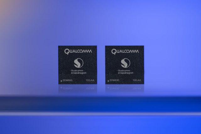 Qualcomm представила чипсеты Snapdragon 660 и630