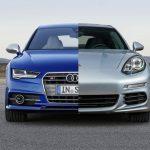 Porsche и Audi разработают общую платформу для электромобилей