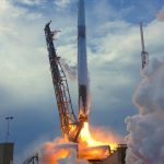 SpaceX запустила ракету Falcon 9, которая доставит груз на МКС