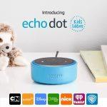 Amazon выпустила умную колонку Echo Dot Kids Edition