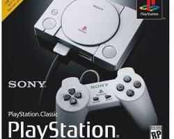 Игровая консоль PlayStation Classic значительно подешевела