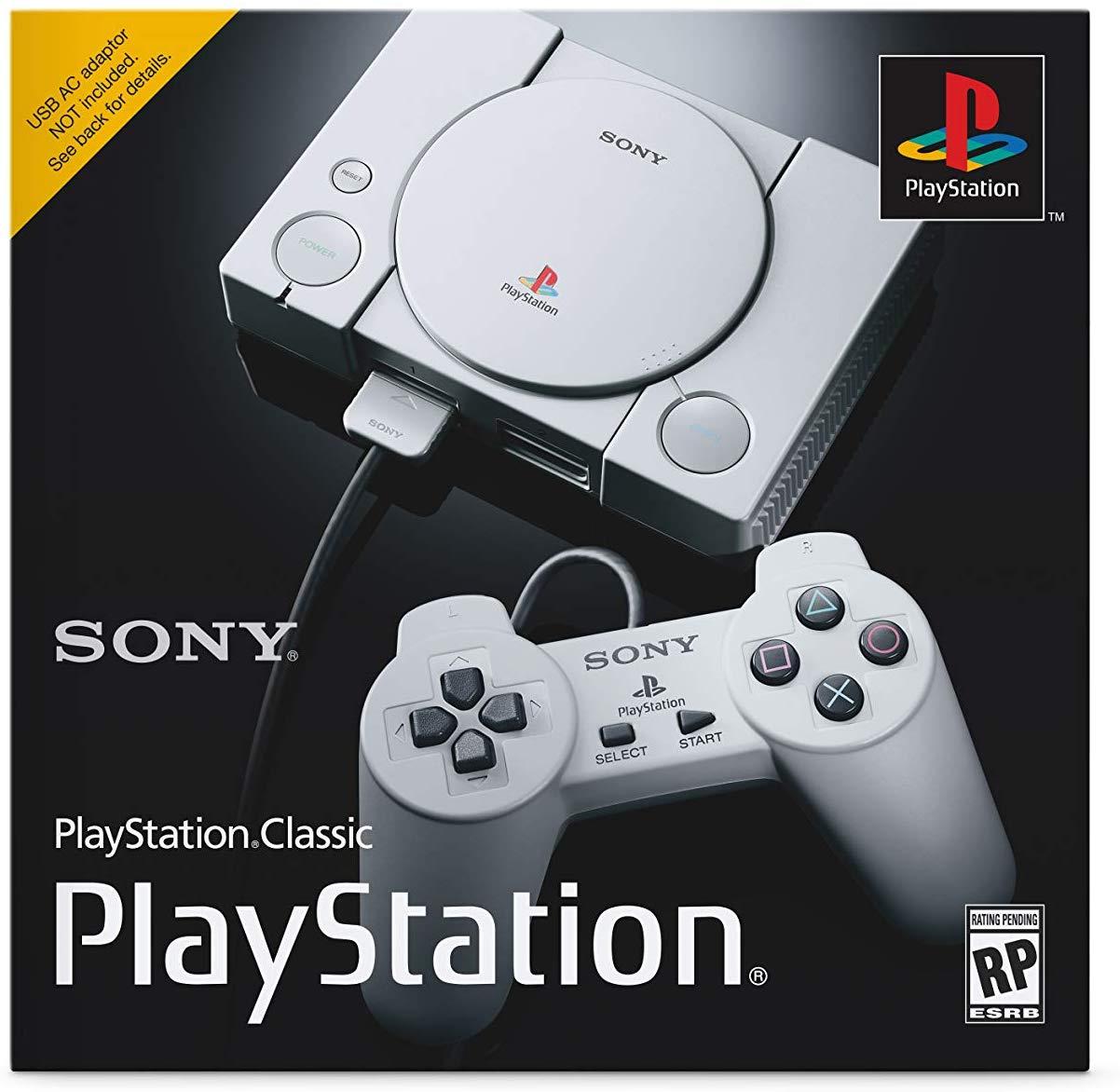 b2f146b339a37 Amazon.com: PlayStation Classic: Video Games