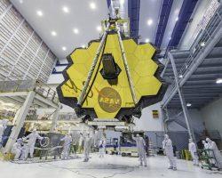 Космический телескоп Джеймс Вебб будет запущен на орбиту в 2021 году