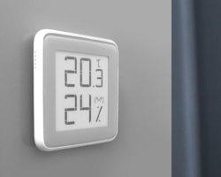 Xiaomi представила термометр-гигрометр для дома Digital Thermometer Hygrometer