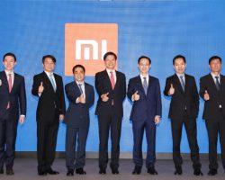 Акции Xiaomi за последнюю неделю значительно выросли в цене