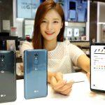 Представлен защищенный смартфон LG Q8
