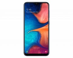 Samsung в России представила бюджетный смартфон Galaxy A20