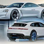 К концу года Porsche планирует построить в США сеть из 500 быстрых зарядных станций для электромобилей