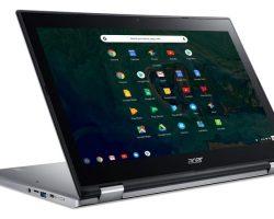 Acer представила ноутбуки Chromebook Spin 15 и Chromebook 15
