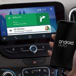 Некоторые пользователи жалуются на проблему с картинкой Android Auto