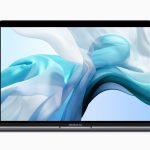 Apple представила обновленные ноутбуки MacBook Air и MacBook Pro