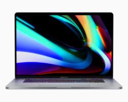 Apple представила обновленный 16-дюймовый MacBook Pro