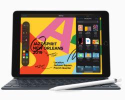 Представлен планшет Apple iPad седьмого поколения