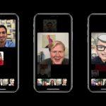 Теперь в групповых чатах Apple FaceTime могут общаться до 32 человек