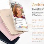 На выставке MWC Asus представит бюджетный смартфон ZenFone 3 Go