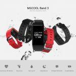 Компания MGCool представила фитнес-браслет Band 3