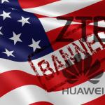 Госслужащим в США запретили пользоваться устройствами от Huawei и ZTE