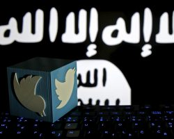 Twitter приостановил 235 тыс. аккаунтов пропагандирующих терроризм