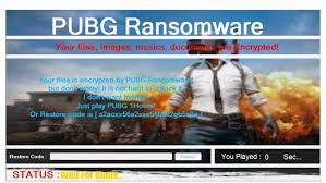 Обнаружен вирус, который вместо выкупа требует поиграть в PUBG
