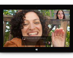 Переводчик Skype поддерживает теперь и русский язык