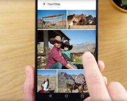 Google Photo оживит ваши видео на Android, iOS или ПК