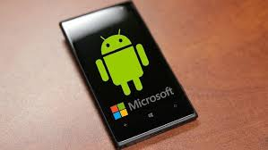 По слухам, Microsoft выпустит линейку смартфонов, работающих под управлением ОС Android
