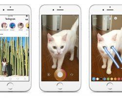 Instagram Stories – новая функция, уже известная по Snapchat