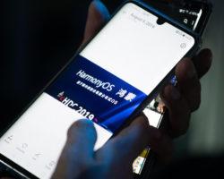 HarmonyOS начнет появляться на смартфонах Huawei и Honor уже в 2020 году