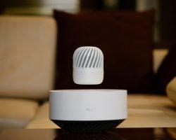 На выставке CES в январе LG представит левитирующий динамик