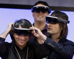 Microsoft считает, что очки дополненной реальности Hololens могут помочь вам найти ключи