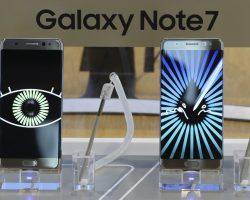 23 января Samsung обещает опубликовать подробный полный отчет о причинах возгораний Galaxy Note 7