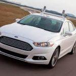 Беспилотные автомобили Ford возможно вообще не будут иметь руль и педали