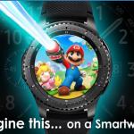 Huawei оформила патент на игровые часы