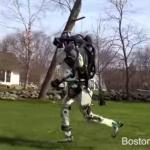 Робот Atlas от Boston Dynamics научился бегать