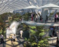 Лучший аэропорт мира хочет стать незабываемым впечатлением для туристов