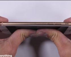 JerryRigEverything проверил прочность нового смартфона iPhone 8
